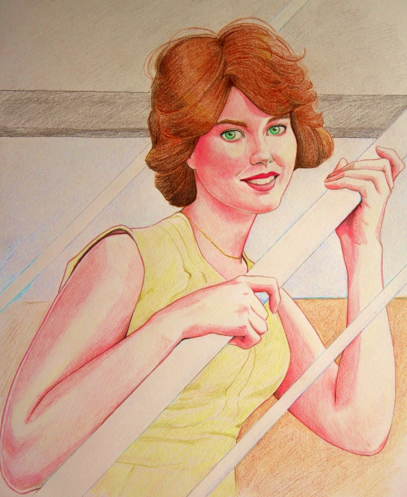 Lynne Frederick by bigd4787
